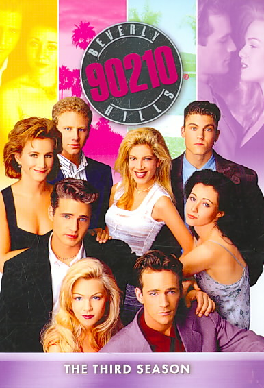 BEVERLY HILLS 90210:THIRD SEASON BY BEVERLY HILLS,90210 (DVD)